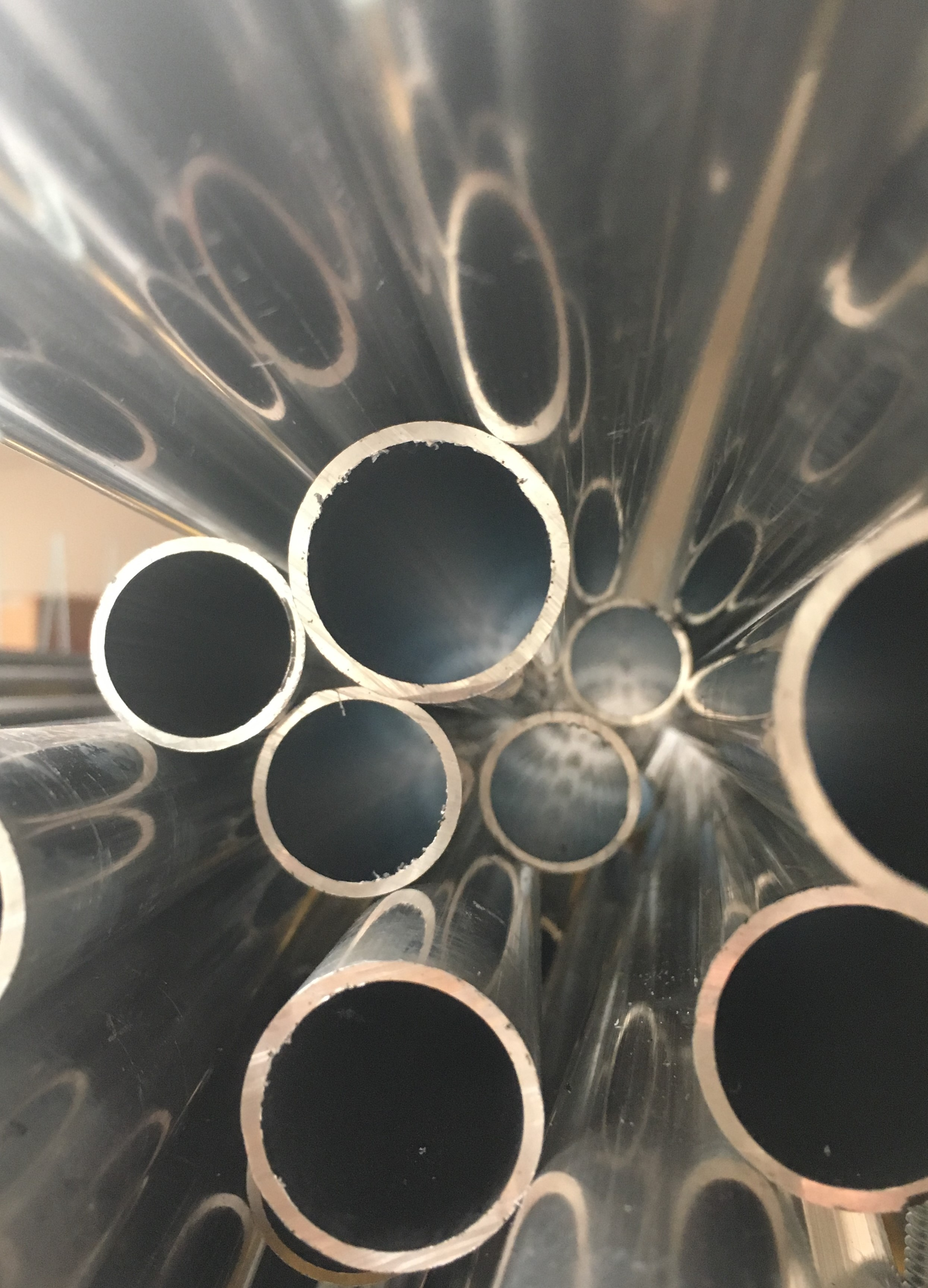 6063 Aluminium tube