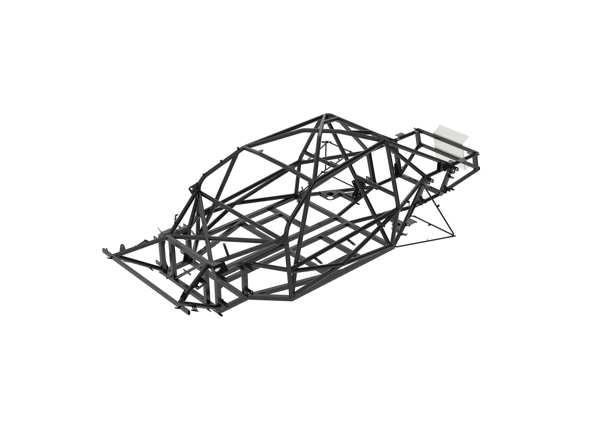 Roll Cage tube spaceframe