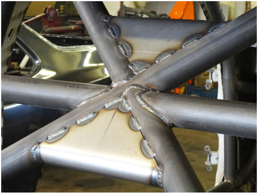 ROPT510 Roll Cage