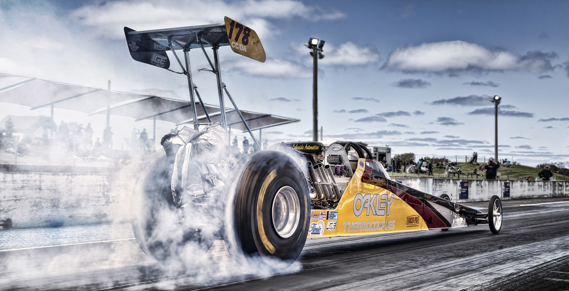 dragster 2