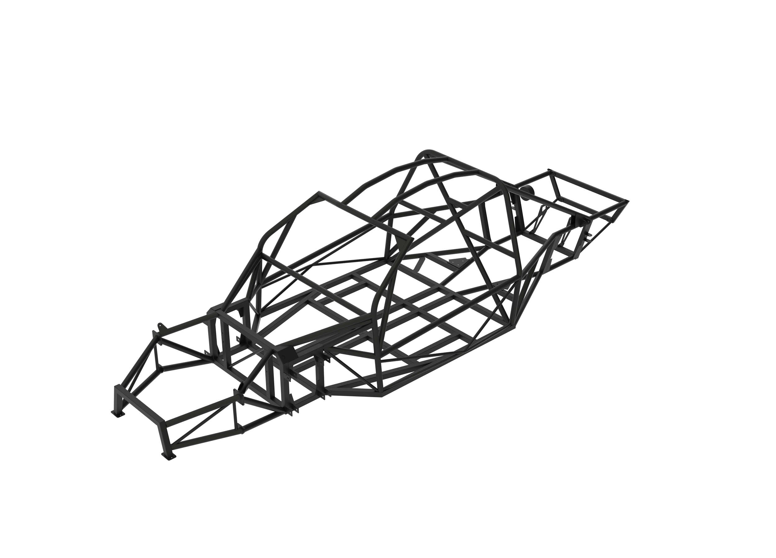 Spaceframe Chassis