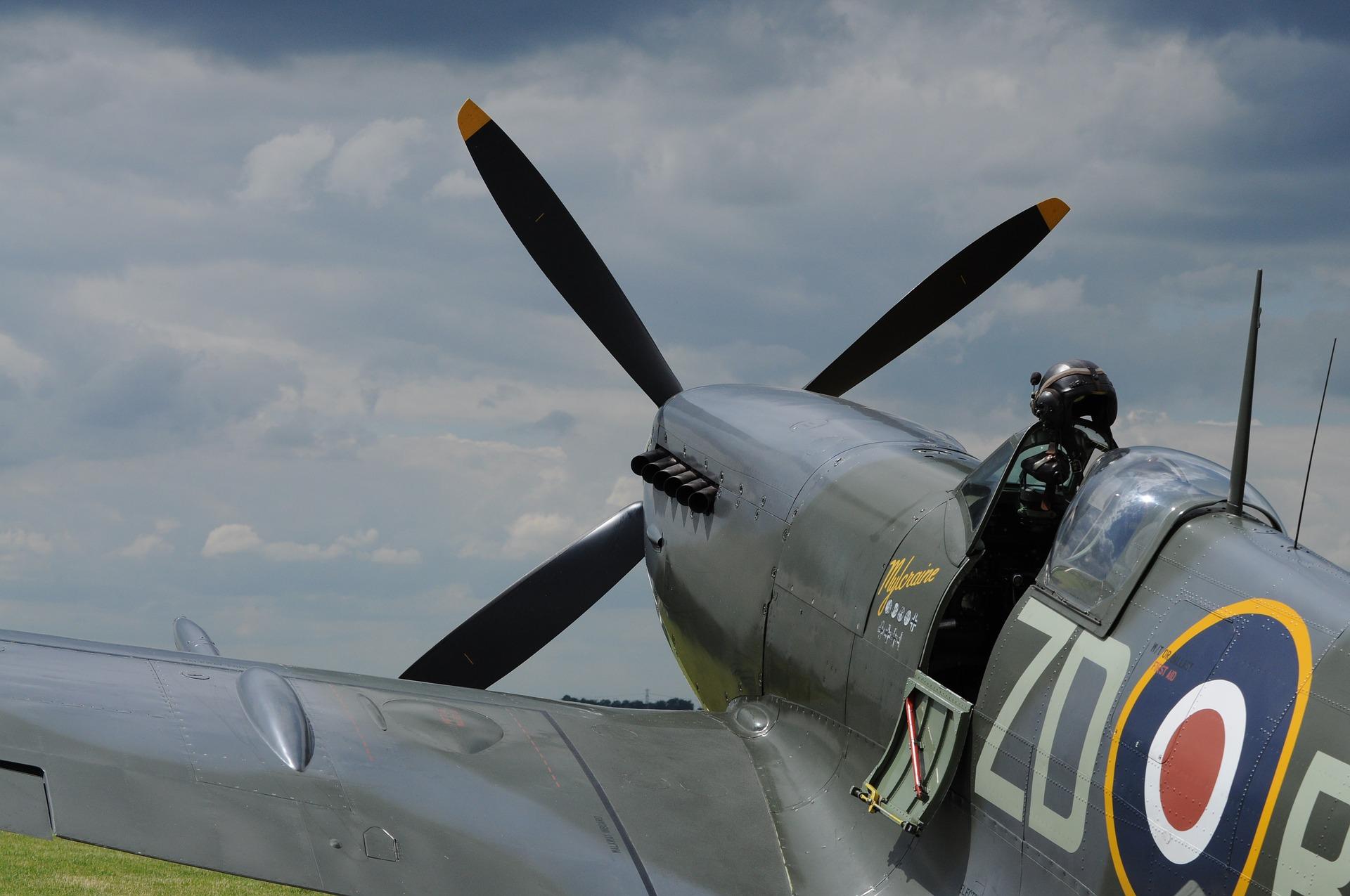 Historic plane restoration