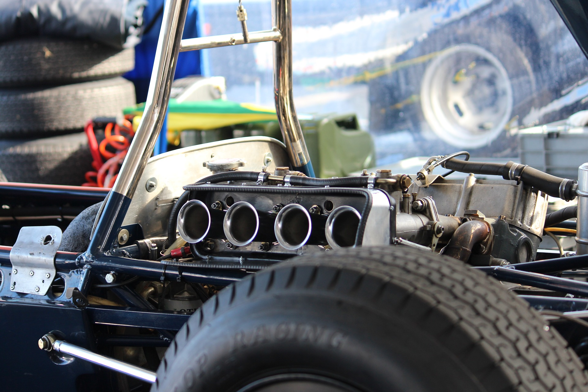 F1 Roll Hoop
