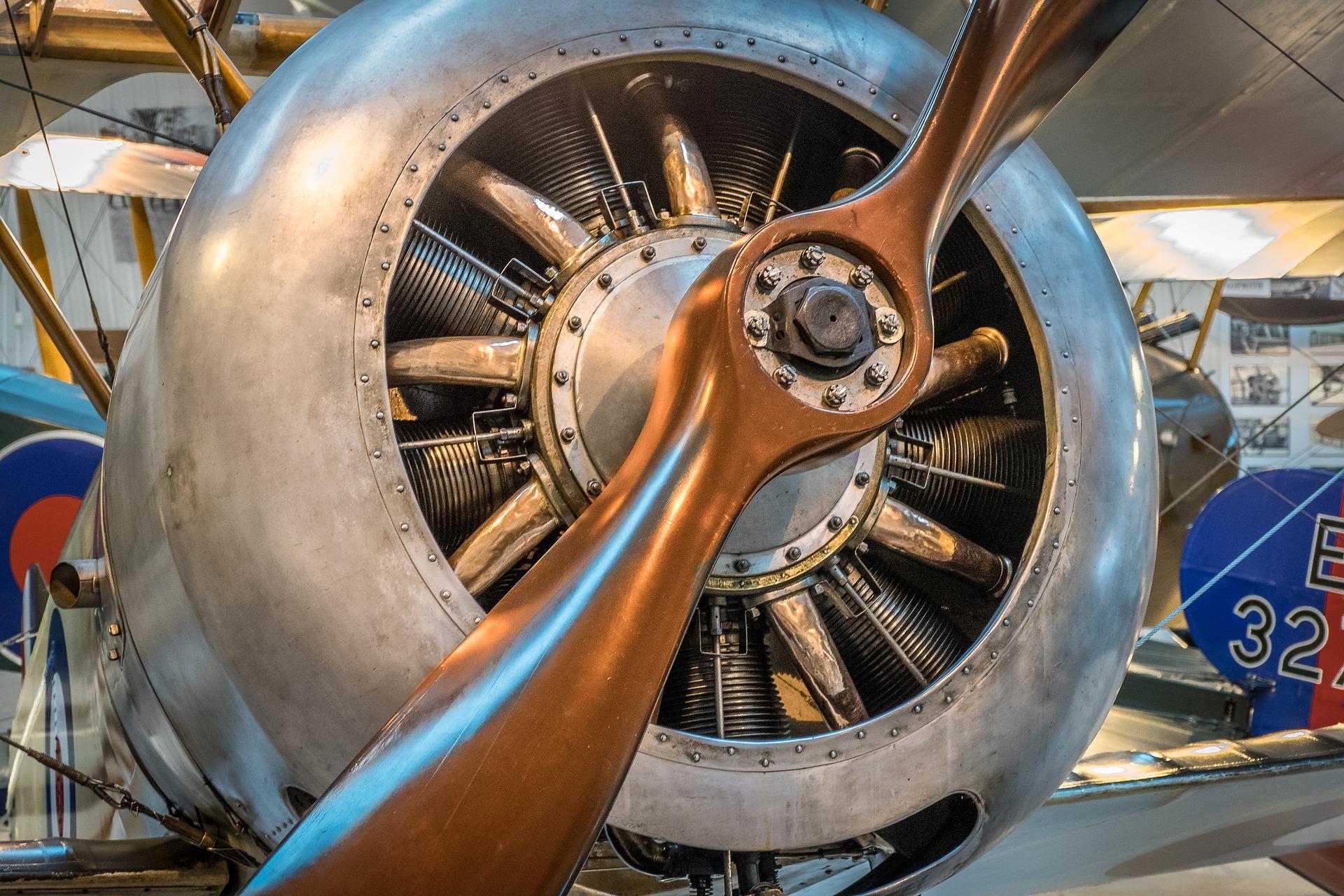 Aeroplane restoration